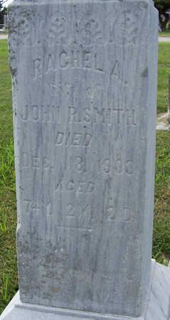 SMITH, RACHEL A. - Shelby County, Iowa | RACHEL A. SMITH