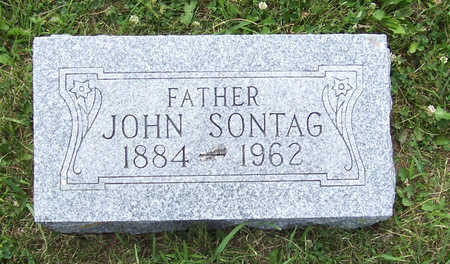 SONTAG, JOHN (FATHER) - Shelby County, Iowa | JOHN (FATHER) SONTAG