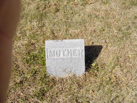 SORENSEN, ANE KRISTINE - Shelby County, Iowa | ANE KRISTINE SORENSEN