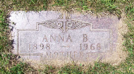 KLOEWER SPRINGMAN, ANNA B. (MOTHER) - Shelby County, Iowa | ANNA B. (MOTHER) KLOEWER SPRINGMAN