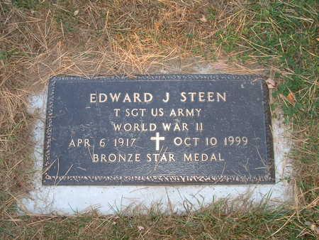 STEEN, EDWARD J - Shelby County, Iowa | EDWARD J STEEN