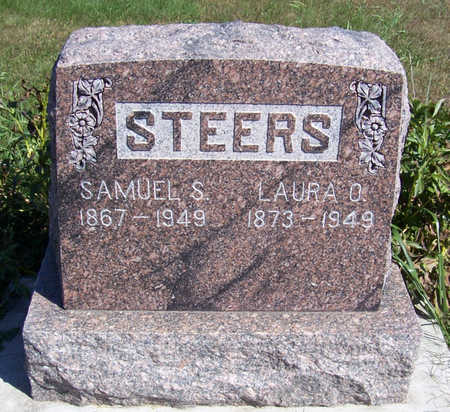 STEERS, LAURA O. - Shelby County, Iowa | LAURA O. STEERS