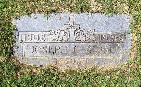 STEIN, JOSEPH C. - Shelby County, Iowa | JOSEPH C. STEIN