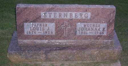 STERNBERG, JOHANNA R. - Shelby County, Iowa | JOHANNA R. STERNBERG