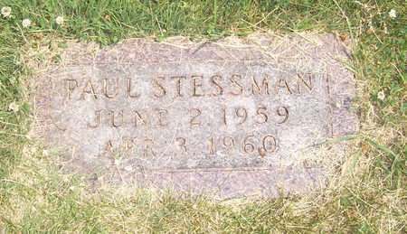 STESSMAN, PAUL - Shelby County, Iowa | PAUL STESSMAN