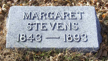 STEVENS, MARGARET - Shelby County, Iowa | MARGARET STEVENS