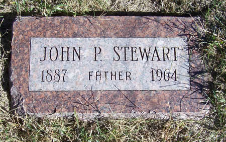 STEWART, JOHN P. (FATHER) - Shelby County, Iowa | JOHN P. (FATHER) STEWART