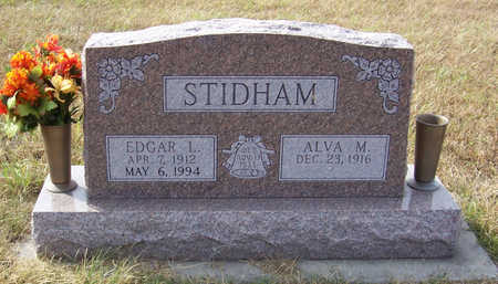 STIDHAM, EDGAR L. - Shelby County, Iowa | EDGAR L. STIDHAM