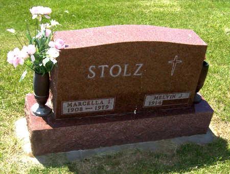 STOLZ, MARCELLA I. - Shelby County, Iowa | MARCELLA I. STOLZ