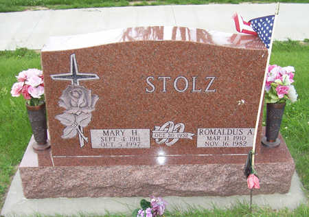 KENKEL STOLZ, MARY H. - Shelby County, Iowa | MARY H. KENKEL STOLZ