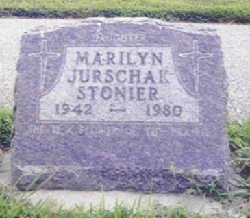 STONIER, MARILYN - Shelby County, Iowa | MARILYN STONIER