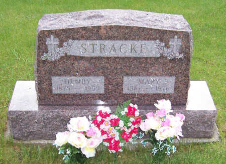 STRACKE, MARY - Shelby County, Iowa | MARY STRACKE