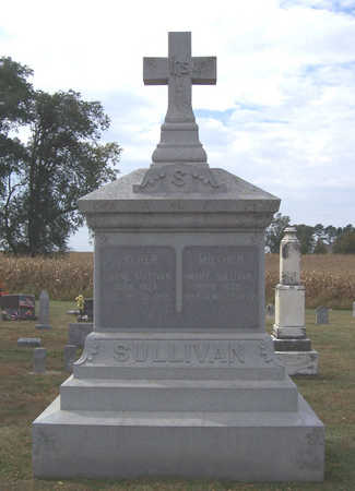 SULLIVAN, EUGENE & MARY - Shelby County, Iowa | EUGENE & MARY SULLIVAN