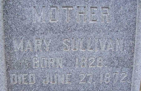 SULLIVAN, MARY (CLOSE UP) - Shelby County, Iowa | MARY (CLOSE UP) SULLIVAN