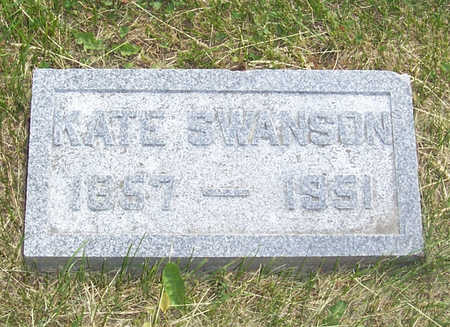 SWANSON, KATE - Shelby County, Iowa | KATE SWANSON