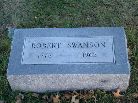 SWANSON, ROBERT - Shelby County, Iowa | ROBERT SWANSON