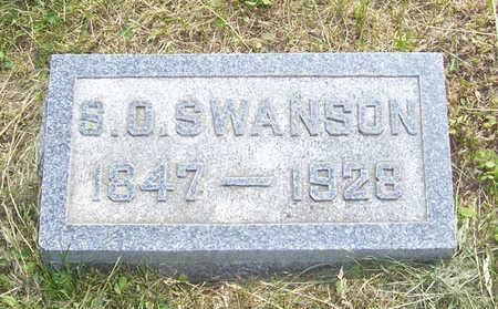 SWANSON, S. O. - Shelby County, Iowa | S. O. SWANSON