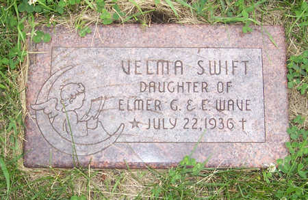 SWIFT, VELMA - Shelby County, Iowa | VELMA SWIFT