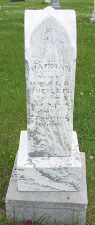 THEILEIS, HARMON - Shelby County, Iowa | HARMON THEILEIS