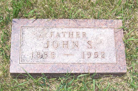 THELEN, JOHN S. (FATHER) - Shelby County, Iowa | JOHN S. (FATHER) THELEN