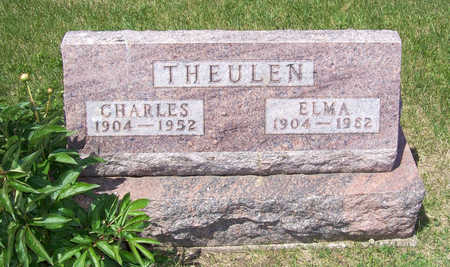 THEULEN, CHARLES - Shelby County, Iowa | CHARLES THEULEN