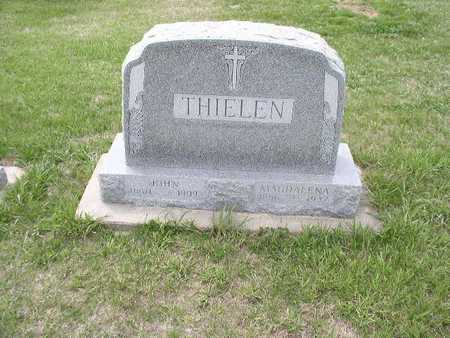 THIELEN, JOHN - Shelby County, Iowa | JOHN THIELEN