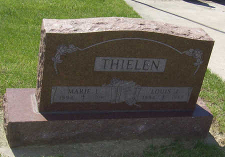 THIELEN, MARIE - Shelby County, Iowa | MARIE THIELEN