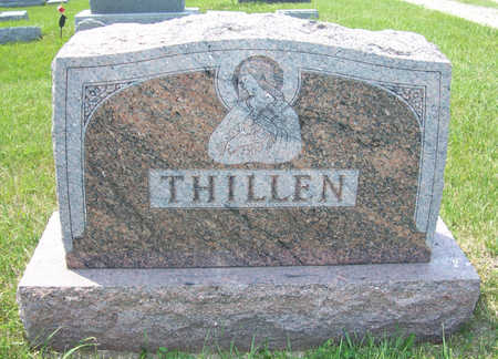 THILLEN, BALTHASAR & CATHERINE (LOT) - Shelby County, Iowa | BALTHASAR & CATHERINE (LOT) THILLEN