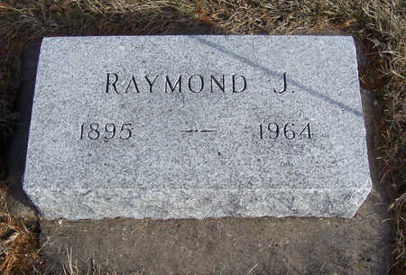 THOMPSON, RAYMOND J. - Shelby County, Iowa   RAYMOND J. THOMPSON
