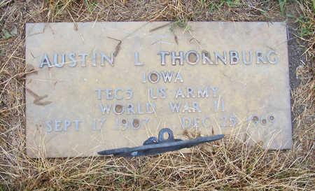 THORNBURG, AUSTIN L. (MILITARY) - Shelby County, Iowa | AUSTIN L. (MILITARY) THORNBURG