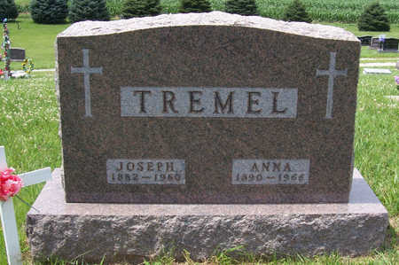TREMEL, ANNA - Shelby County, Iowa | ANNA TREMEL