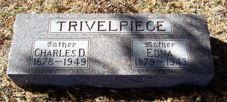 TRIVELPIECE, EDNA (MOTHER) - Shelby County, Iowa | EDNA (MOTHER) TRIVELPIECE