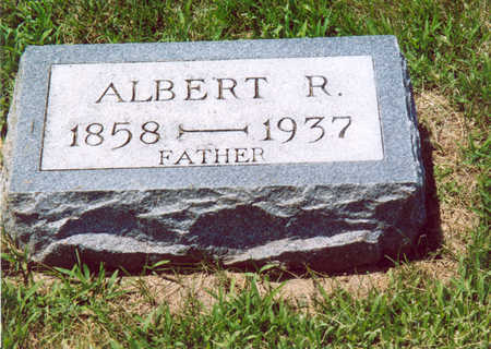 TRYON, ALBERT R. - Shelby County, Iowa | ALBERT R. TRYON