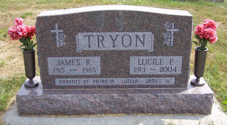 TRYON, JAMES R. - Shelby County, Iowa | JAMES R. TRYON