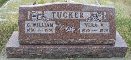 TUCKER, C. WILLIAM - Shelby County, Iowa | C. WILLIAM TUCKER