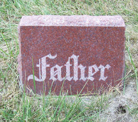 TUCKER, M. (FATHER) - Shelby County, Iowa | M. (FATHER) TUCKER