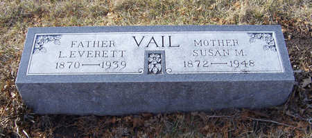 VAIL, SUSAN M. (MOTHER) - Shelby County, Iowa | SUSAN M. (MOTHER) VAIL