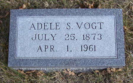 VOGT, ADELE S. - Shelby County, Iowa | ADELE S. VOGT