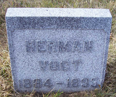 VOGT, HERMAN - Shelby County, Iowa | HERMAN VOGT