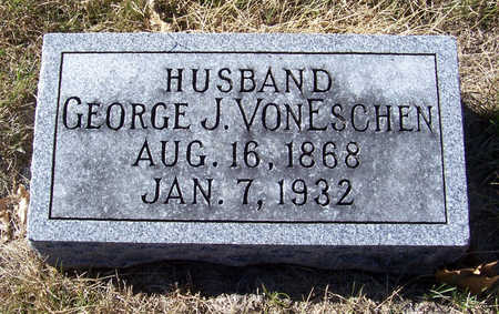 VONESCHEN, GEORGE J. (HUSBAND) - Shelby County, Iowa | GEORGE J. (HUSBAND) VONESCHEN