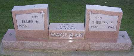 WAGEMAN, THERESA M. - Shelby County, Iowa | THERESA M. WAGEMAN