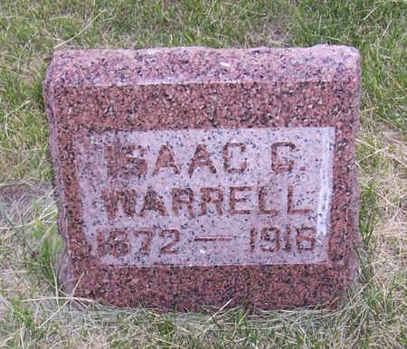 WARRELL, ISAAC C. - Shelby County, Iowa | ISAAC C. WARRELL