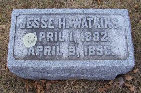 WATKINS, JESSE H. - Shelby County, Iowa | JESSE H. WATKINS