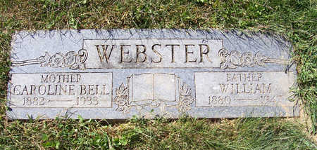 WEBSTER, WILLIAM - Shelby County, Iowa | WILLIAM WEBSTER