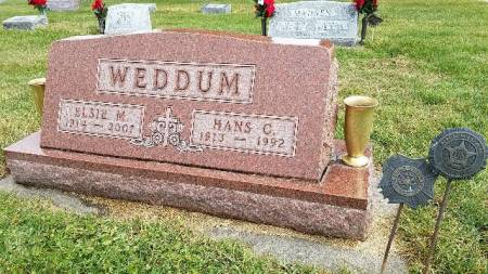 WEDDUM, HANS C. - Shelby County, Iowa | HANS C. WEDDUM