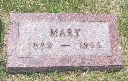 JANOWITZ WEGNER, MARY - Shelby County, Iowa | MARY JANOWITZ WEGNER