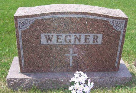 WEGNER, PAUL & KATHERINE (LOT) - Shelby County, Iowa | PAUL & KATHERINE (LOT) WEGNER