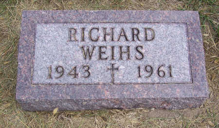 WEIHS, RICHARD - Shelby County, Iowa | RICHARD WEIHS