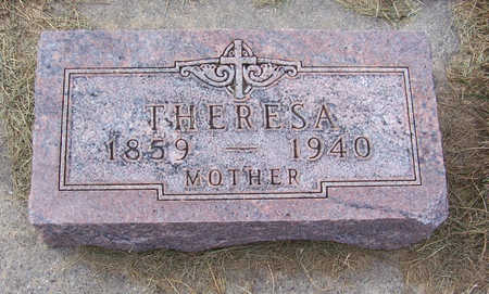 WEIHS, THERESA (MOTHER) - Shelby County, Iowa | THERESA (MOTHER) WEIHS