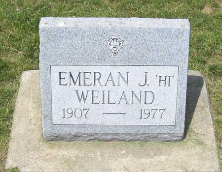 WEILAND, EMERAN J.